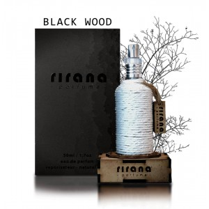 Rirana BLACK WOOD